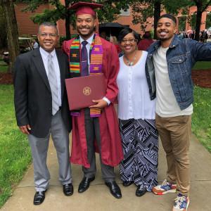 JJ Graduation