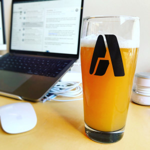 Atypic Beer Glass