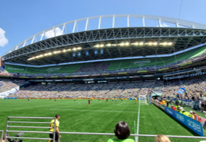 Seattle Sounders Match