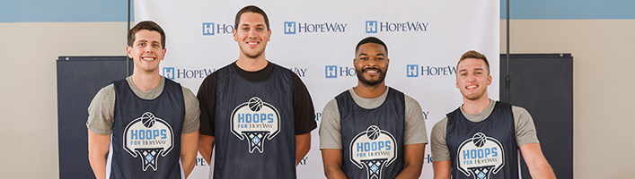 2018 Hoops For HopeWay Team