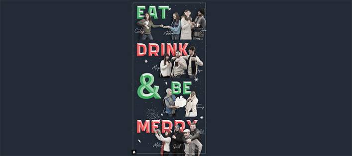 Agency Christmas Card