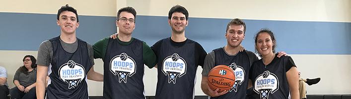 2017 Hoops For HopeWay Team