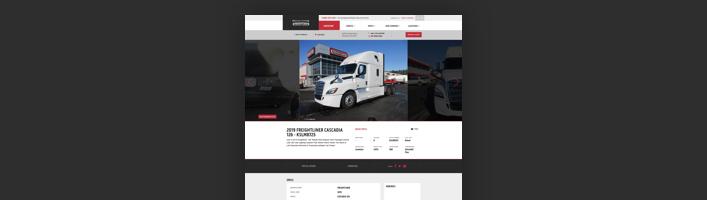 Freightliner Inventory Detail