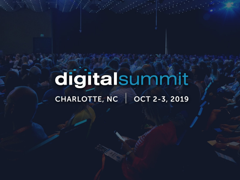 Digital Summit 2019 Charlotte