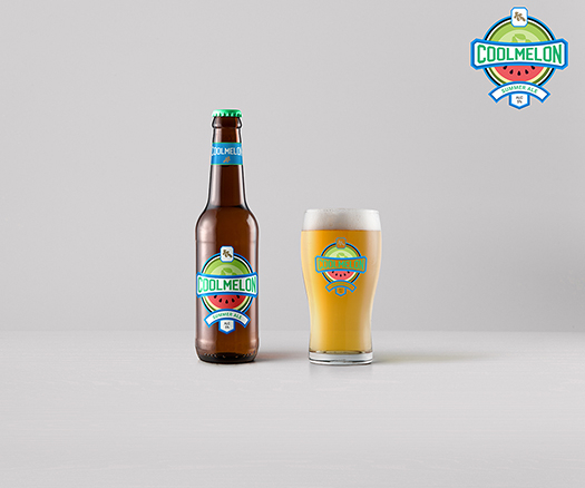 Coolmelon Beer